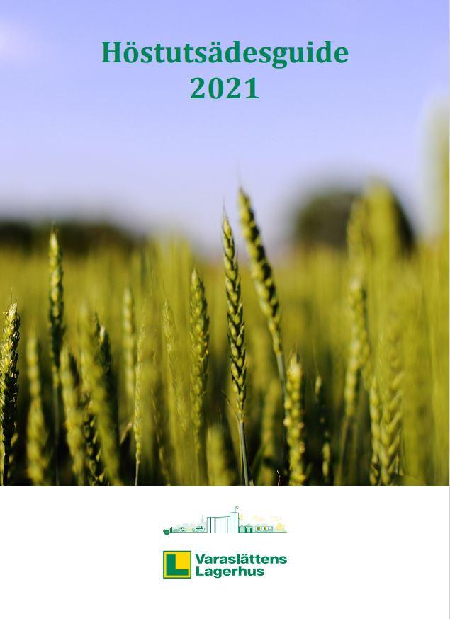 Höstutsädesguide 2021